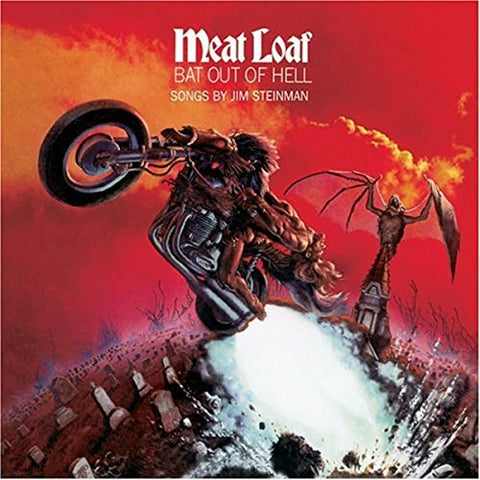 Meat Loaf Bat Out Of Hell LP 0889853751419 Worldwide