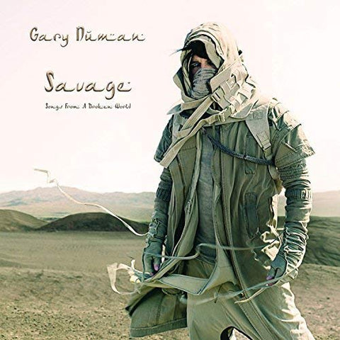 Gary Numan Savage (Songs from a Broken World) LP