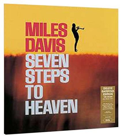 Miles Davis Seven Steps to Heaven LP 0889397218171 Worldwide