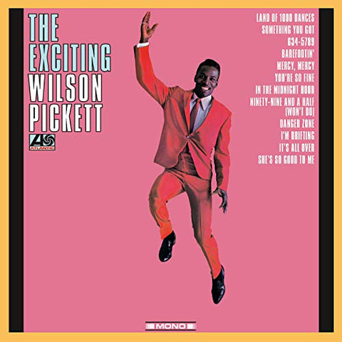 Wilson Pickett Exciting Wilson Pickett (180 gm LP Vinyl) LP