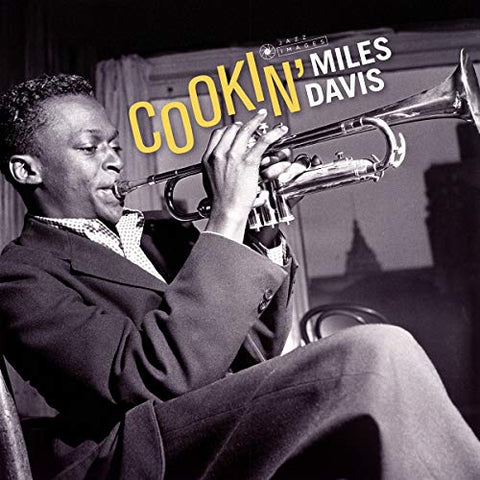 Miles Davis Cookin' +2 Bonus Tracks! (Images By Iconic