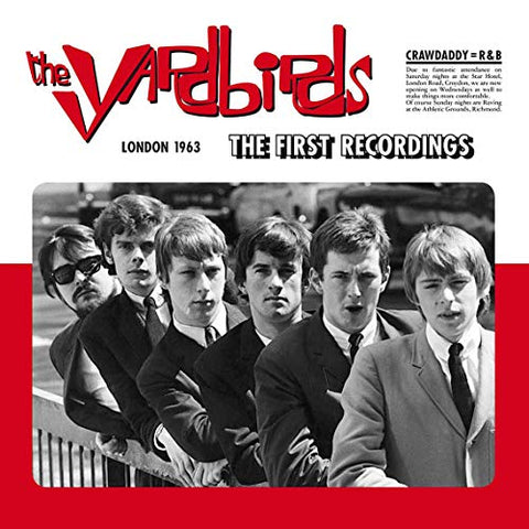 Yardbirds London 1963 - The First Recordings LP