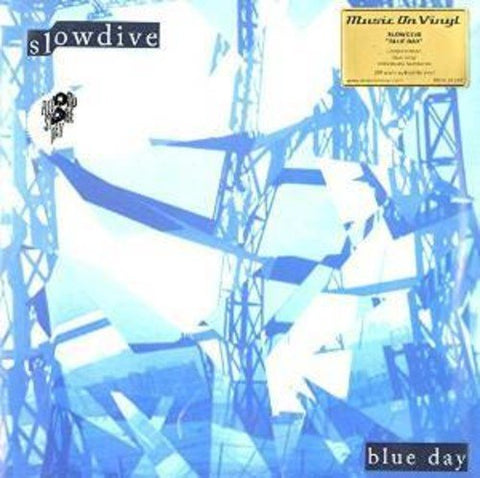 Slowdive Blue Day LP 8718469538775 Worldwide Shipping