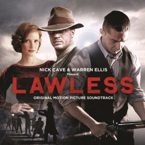 Nick Cave & Warren Ellis Original Soundtrack Lawless LP