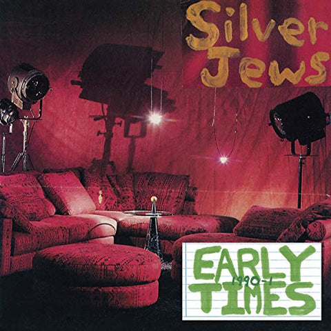 Silver Jews Early Times LP 0781484025313 Worldwide Shipping