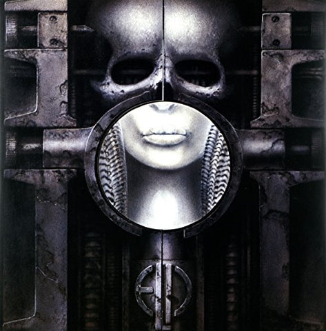 Emerson Lake & Palmer Brain Salad Surgery LP 4050538180299