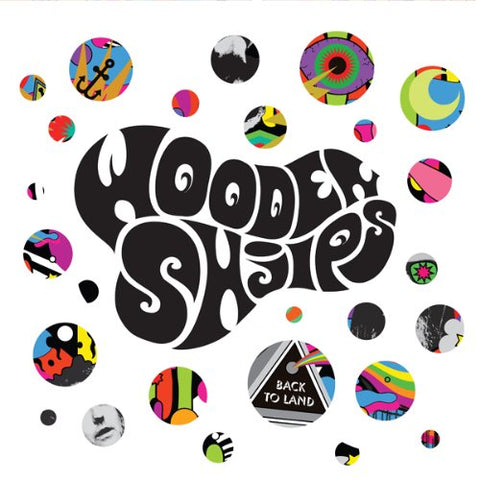 Wooden Shjips Back To Land LP 0790377035117 Worldwide