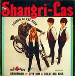 Shangri-Las Leader Of The Pack LP 0803415182312 Worldwide