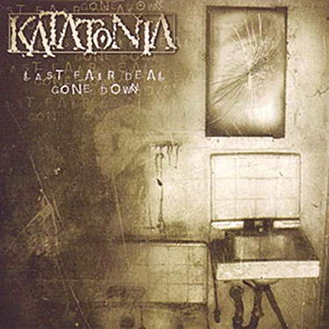 Katatonia Last Fair Deal Gone Down LP 0801056808912