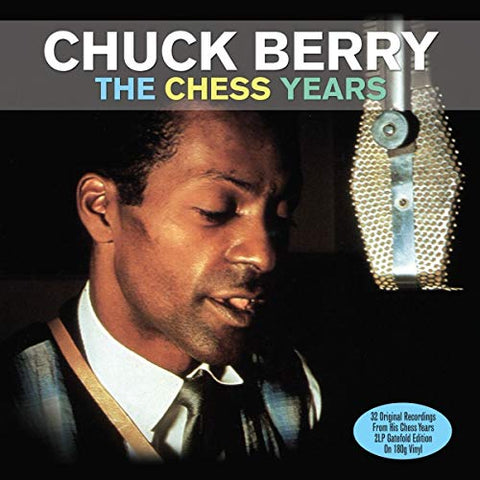 Chuck Berry The Chess Years 2LP 5060143491788 Worldwide