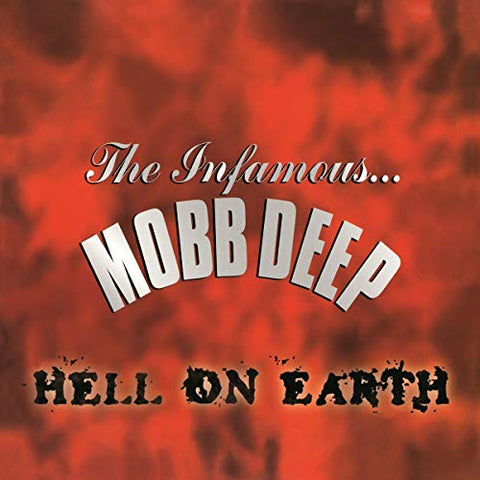 Mobb Deep Hell On Earth 2LP 0664425130515 Worldwide Shipping