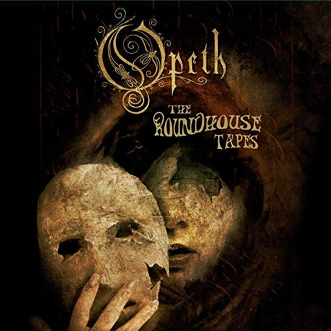 Opeth Roundhouse Tapes 3LP 0801056855817 Worldwide Shipping