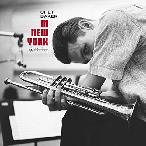 Chet Baker In New York LP 8436569191071 Worldwide Shipping