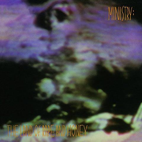 Ministry The Land of Rape and Honey LP 8718469531813