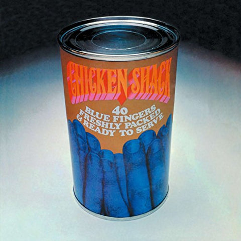Chicken Shack 40 Blue Fingers Freshly - 180 Gram LP