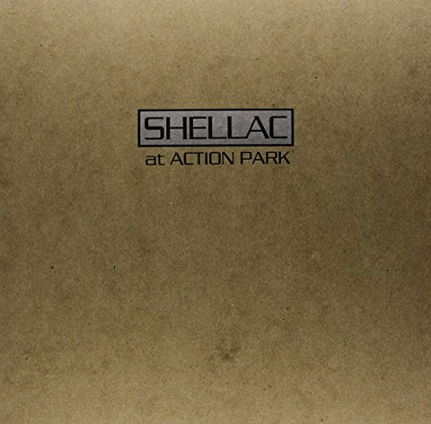 Shellac At Action Park LP 0036172084111 Worldwide Shipping