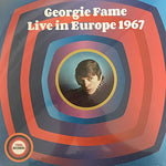 Georgie Fame Live In Europe 1967 LP 5060331751168 Worldwide