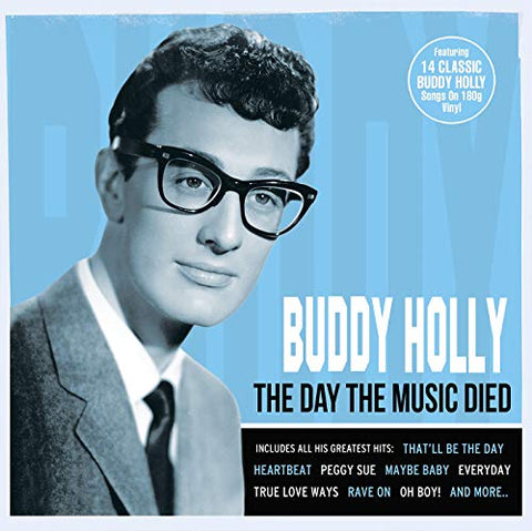 Buddy Holly Buddy Holly: The Day The Music Died [Winyl] LP
