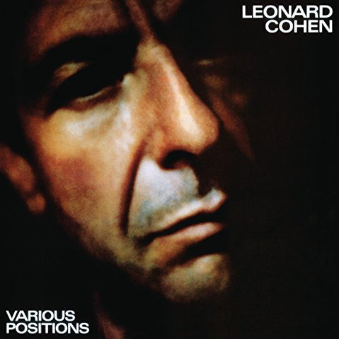 Leonard Cohen Various Positions LP 0889854353117 Worldwide