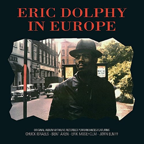Eric Dolphy In Europe LP 8719039003235 Worldwide Shipping