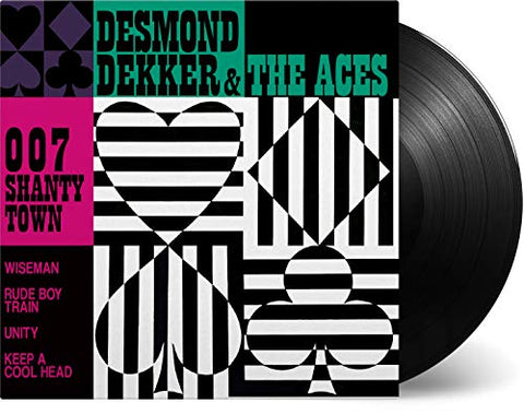 Desmond Dekker And The Aces 007 Shanty Town [180 gm LP