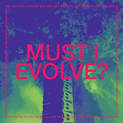Jarv Is Must I Evolve? LP 0191402009910 Worldwide Shipping