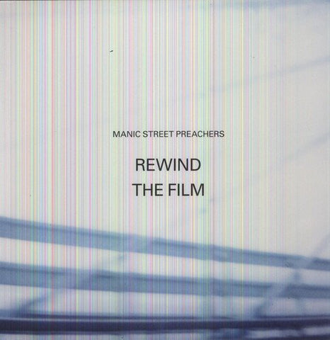 Manic Street Preachers Rewind The Film LP 0888837452915