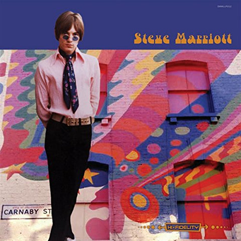 Steve Marriott Get Down To It 2LP 5060446070024 Worldwide