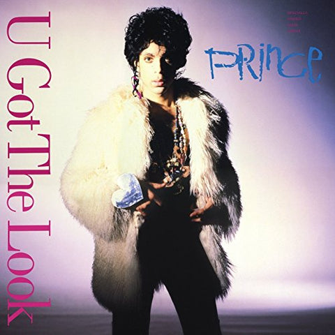 Prince U Got the Look LP 0075992072700 Worldwide Shipping