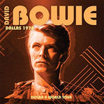 David Bowie Dallas 1978 Isolar II World Tour - 2lp set 180g
