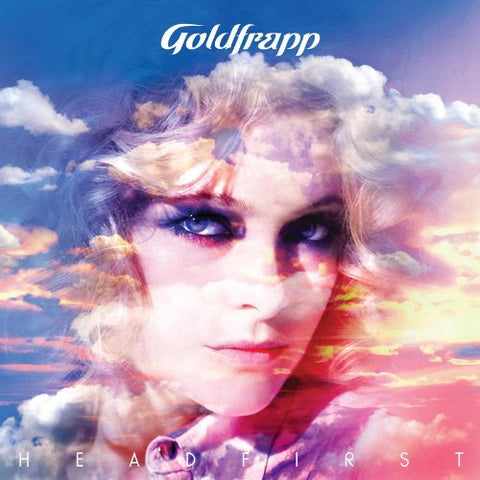 Goldfrapp Head First LP 5099962621212 Worldwide Shipping