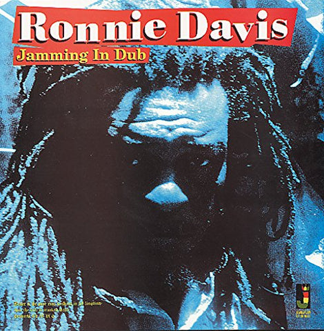 Ronnie Davis Jamming In Dub LP 5036848002956 Worldwide