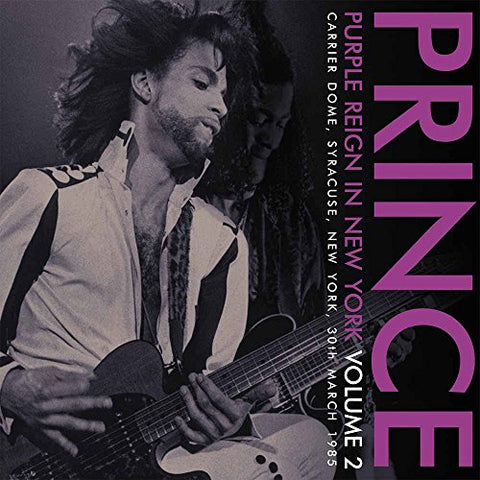 Prince Purple Reign In Nyc - Vol. 2 LP 0803343127829