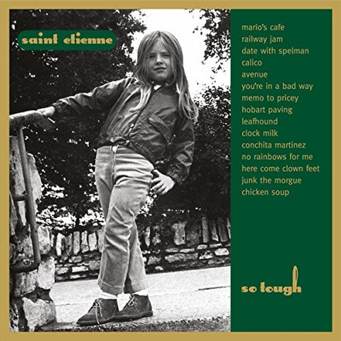 Saint Etienne So Tough (Reissue) LP 5414939960758 Worldwide
