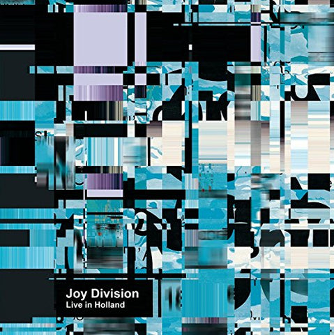 Joy Division Live in Holland January 1980 LP 0889397520205
