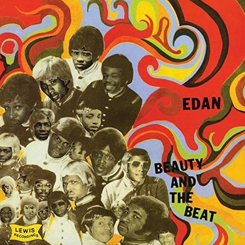 Edan Beauty And The Beat LP 0804076034316 Worldwide Shipping