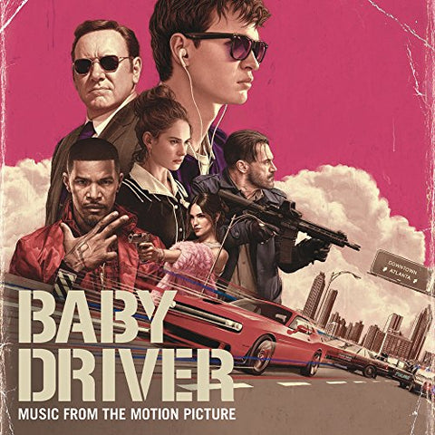 Various Artists Baby Driver (Music From The Motion Picture)
