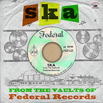 Various Artists SKA - From The Vaults Of Federal Records LP