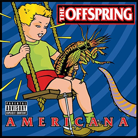 Offspring Americana LP 0602577951398 Worldwide Shipping