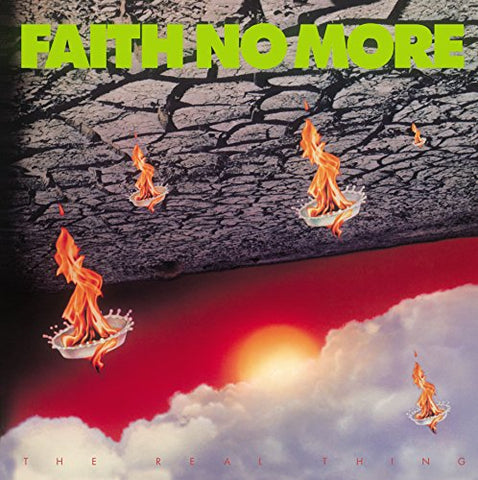 Faith No More Real Thing [Black Vinyl] LP 8718469533787