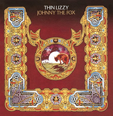 Thin Lizzy Johnny The Fox LP 0600753535615 Worldwide