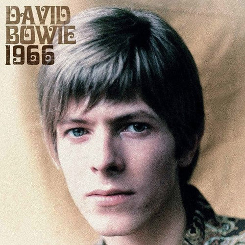 David Bowie 1966 LP 5414939926853 Worldwide Shipping