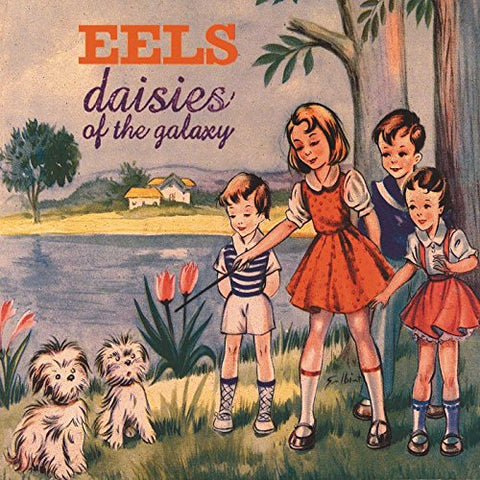Eels Daisies Of The Galaxy LP 0602547306616 Worldwide
