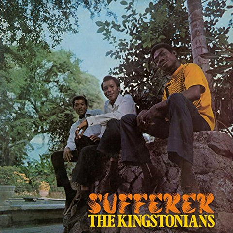 Kingstonians Sufferer [180 gm black vinyl] LP 8719262004160