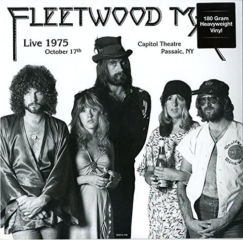 Fleetwood Mac Capital Theatre Passiac Nj, LP 0889397520816