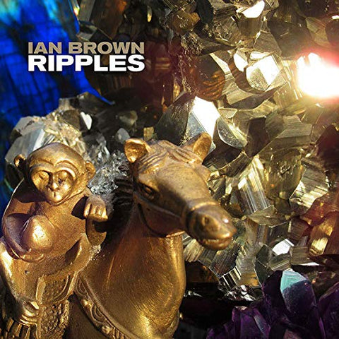 Ian Brown Ripples LP 0602577076190 Worldwide Shipping