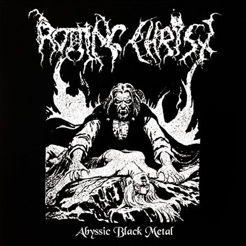 Rotting Christ Abyssic Black Metal 2LP 0801056864413