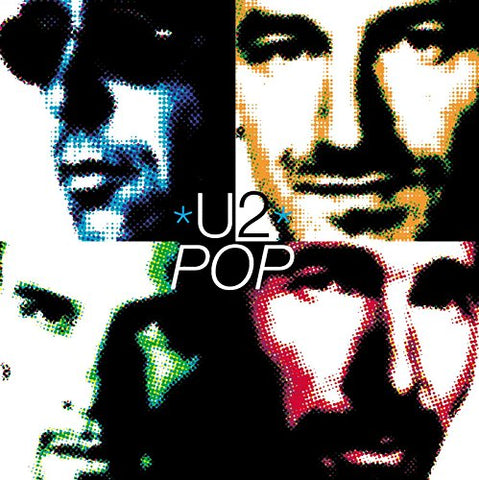 U2 Pop 2LP 0602557969993 Worldwide Shipping