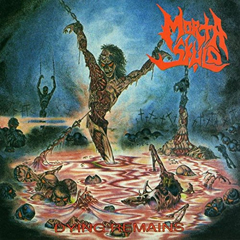 Morta Skuld Dying Remains LP 0801056848918 Worldwide