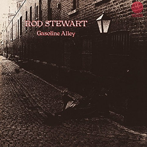Rod Stewart Gasoline Alley LP 0600753551332 Worldwide